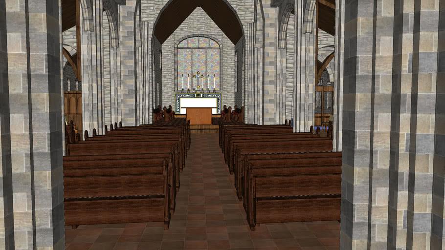 Christ Church by www.VisualiseOnline.co.uk