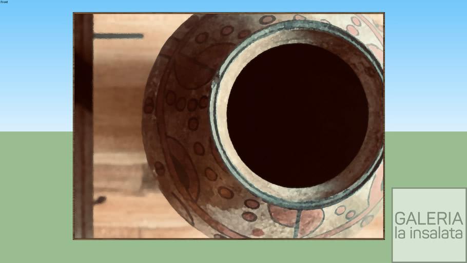 Quadro Di Ceramica