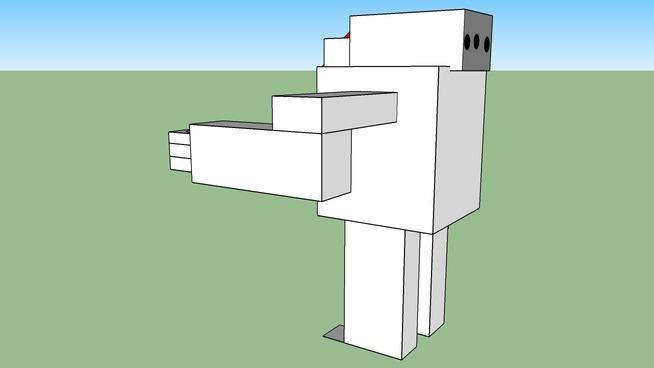 Guard Guy Robot