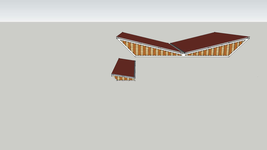 Butterfly Roof 3d Warehouse