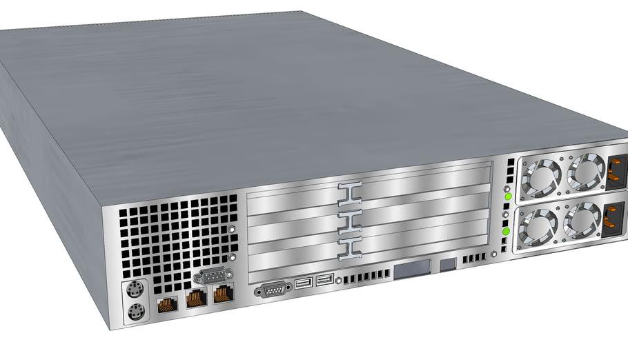 Intel Sr2500 server