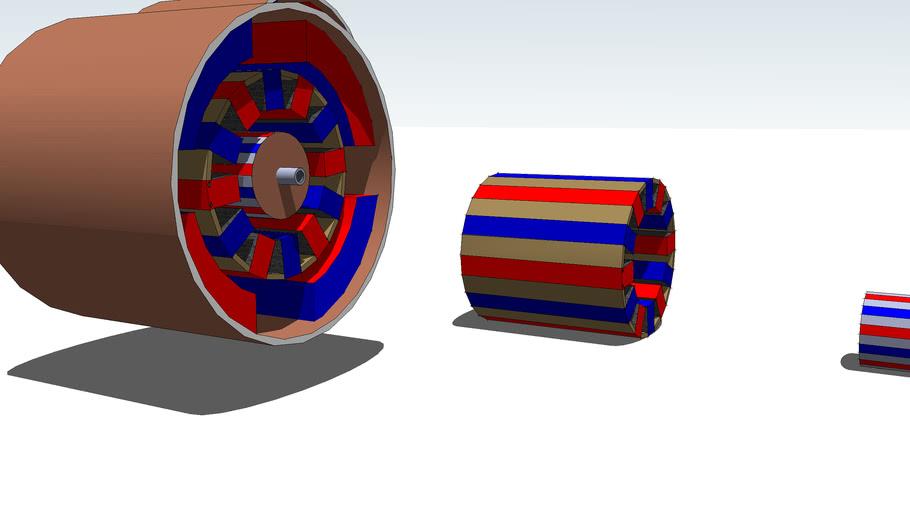 motore magnetico