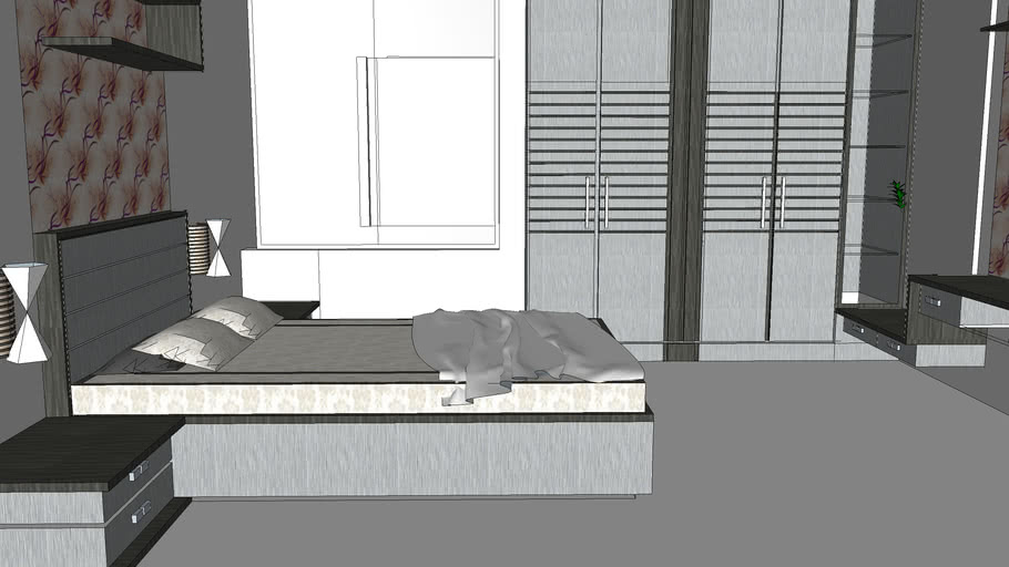MODERN BED  ROOM-3