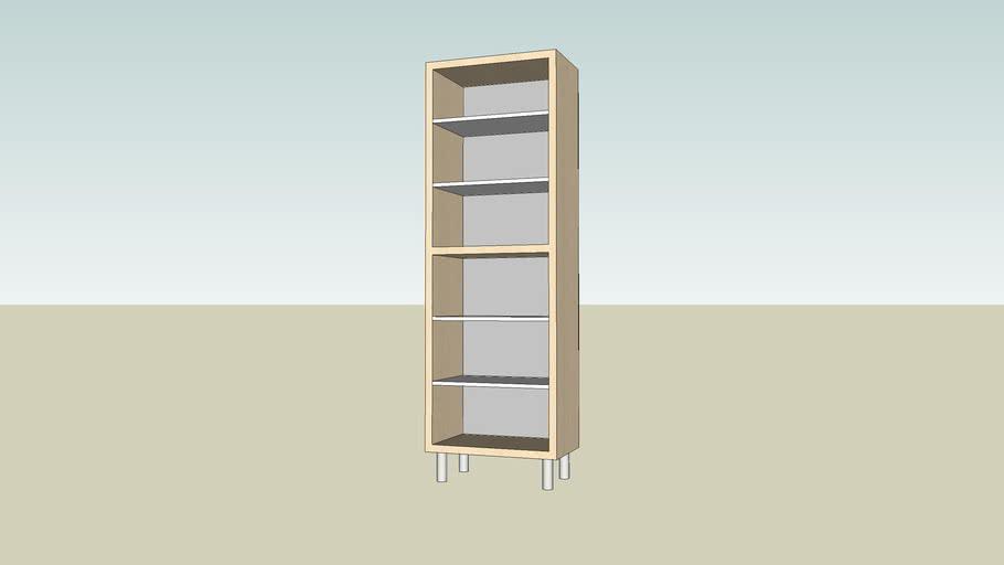 IKEA Magiker Shelf Unit