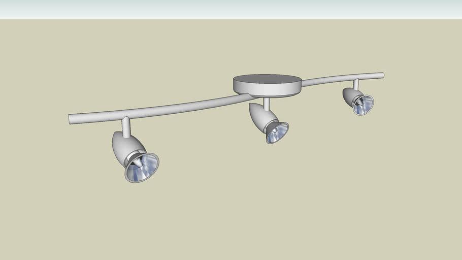 IKEA Deckenlampe Leding