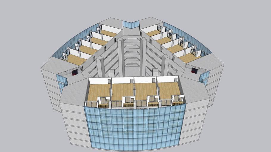 Skyscraper design 11