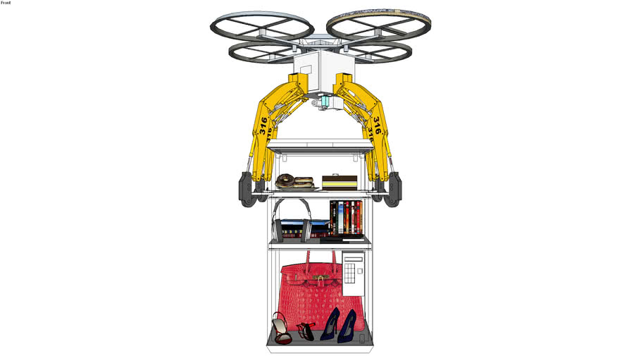 Buying: Drone