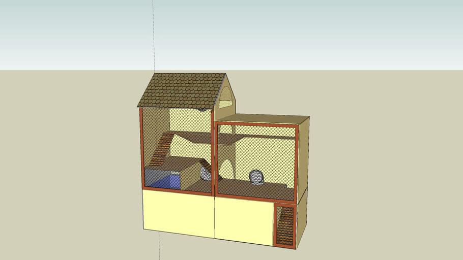 Ferret house