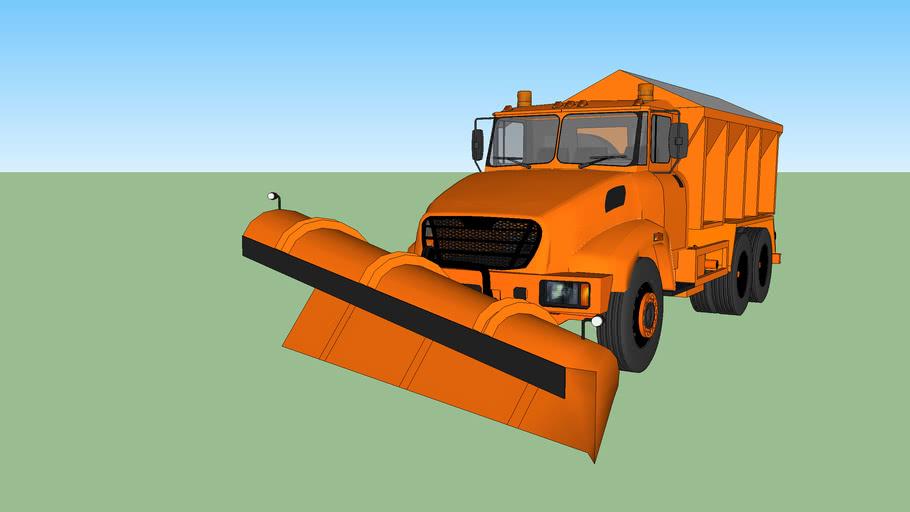 truck road service KRAZ