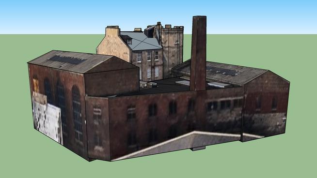 Building in Edinburgh EH6 6SS, UK
