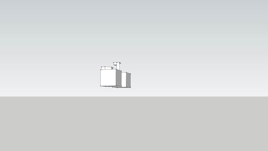 3x3x5 corner piece