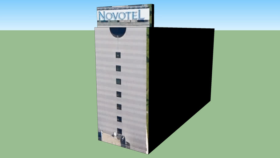 novotel hotel situé Milan, Italie