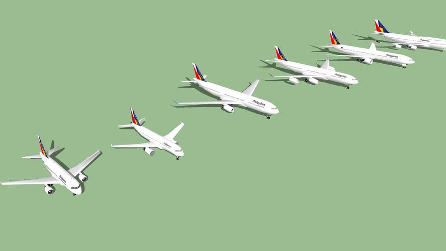 Philippine Airlines Fleet