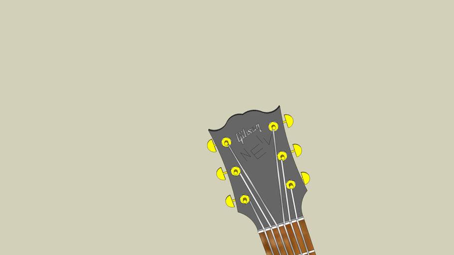 my guitar les paul