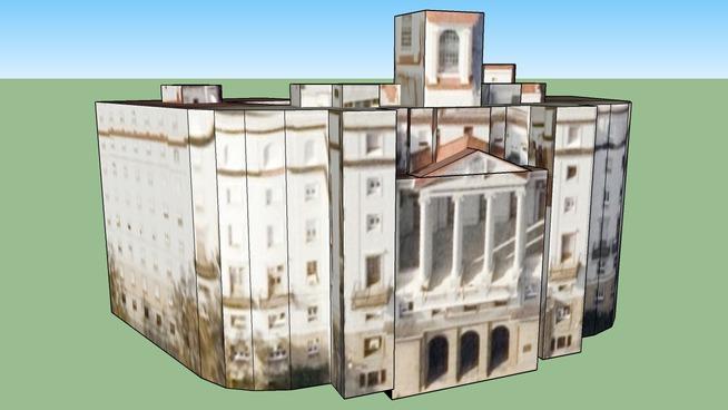 Bâtiment situé Barcelone, Espagne