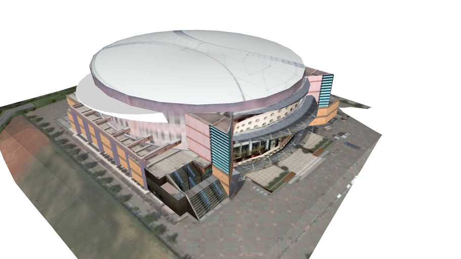 國立臺灣大學綜合體育館 (NTU Gym)