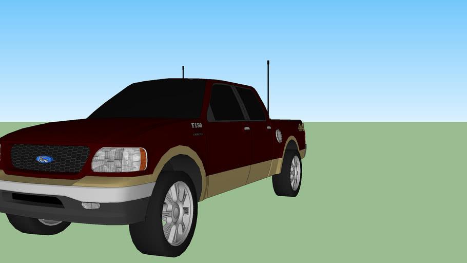 2003 Ford F150 XLT 4x4