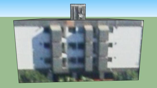 Edificio en Brasilia - Distrito Federal, Brasil Edd