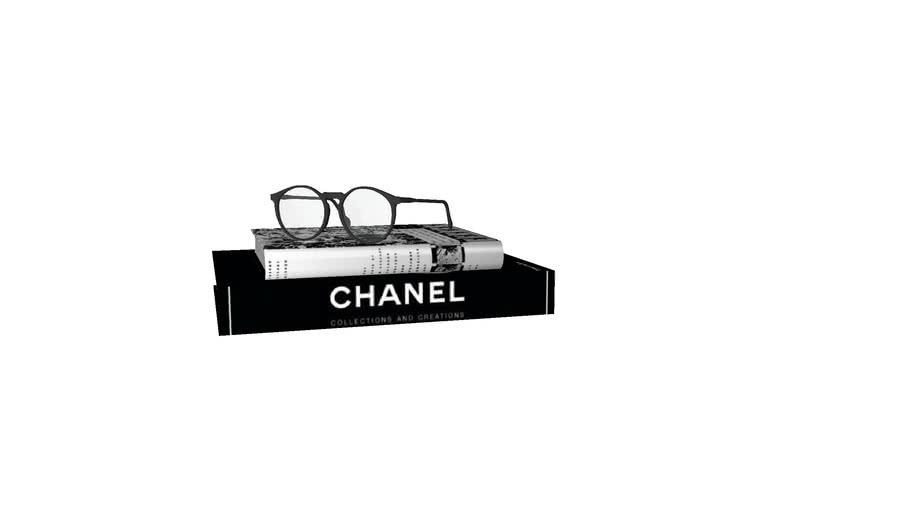 Glasses & Books