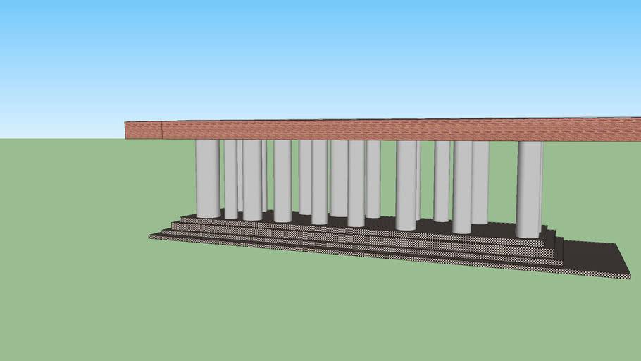 templo griego más o menos