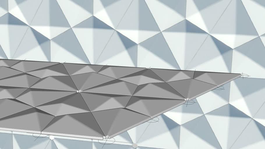 Revestimento_3D_Geométricos