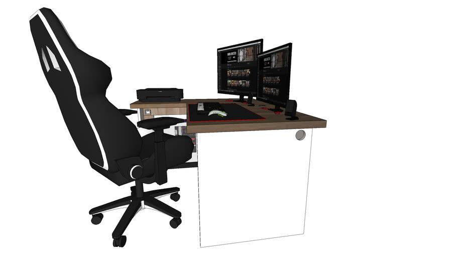Computer Table Design