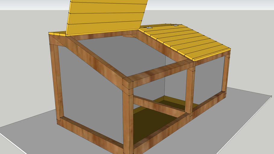 Компостер, компостный ящик. Compost box