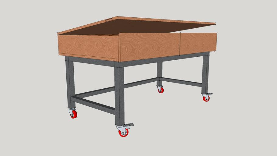 Desk/Lid Top