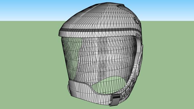 BSG Colonial Viper Pilot Helmet (Ron Moore Series Variant)