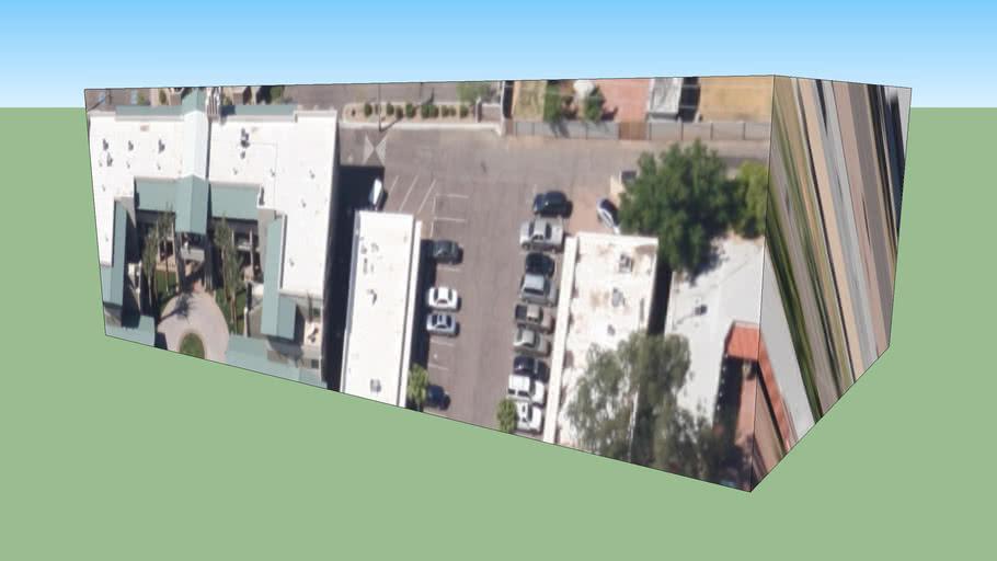 Building in Scottsdale, AZ, USA
