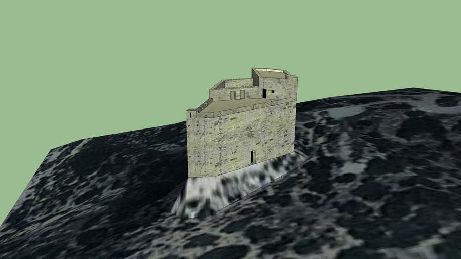 Cabrera castle