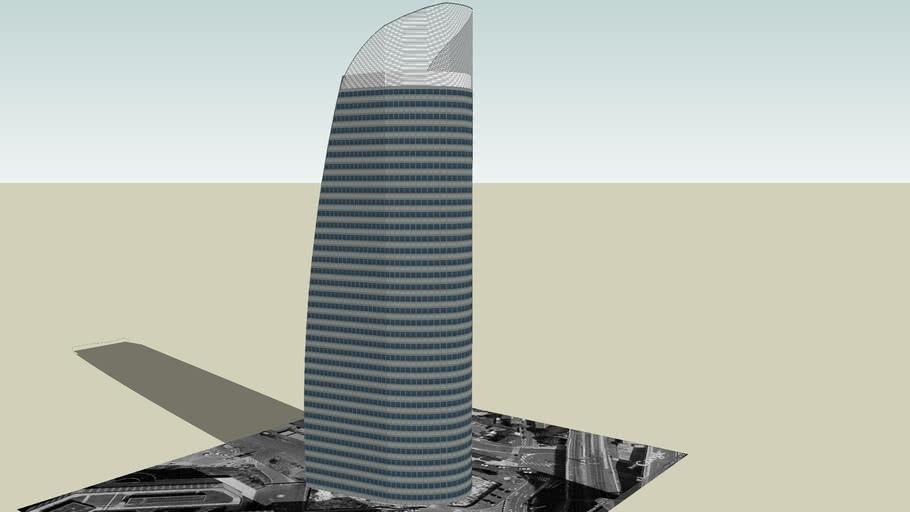 La Défense - Paris - Tour T1 - 187.5m
