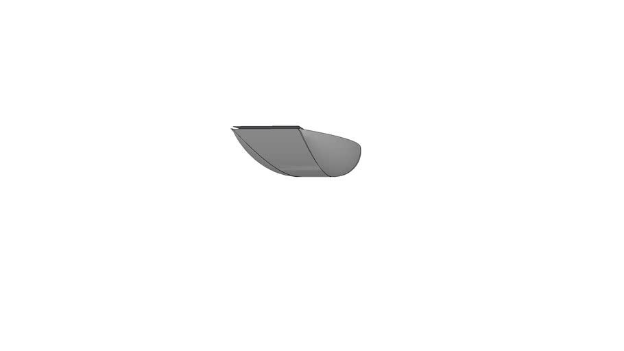 J.V's hull design