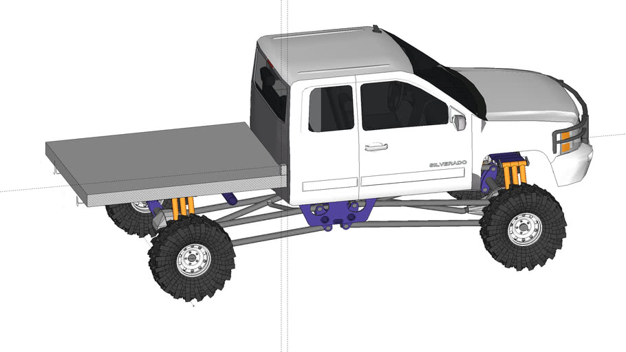 flatbed project