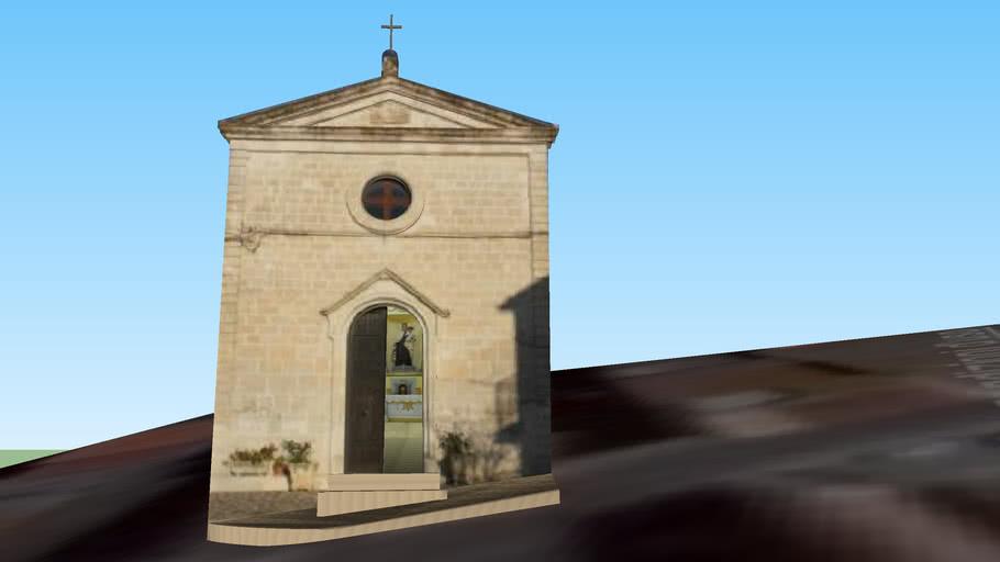 """Chiesa """"Santa Maria del Carmelo"""" - Acquaviva Platani"""