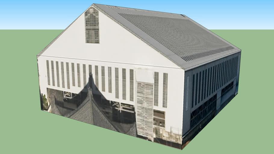 Bâtiment situé 〒600-8185