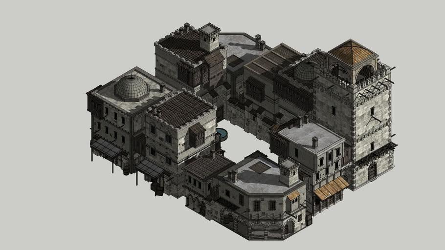 Medieval block 8