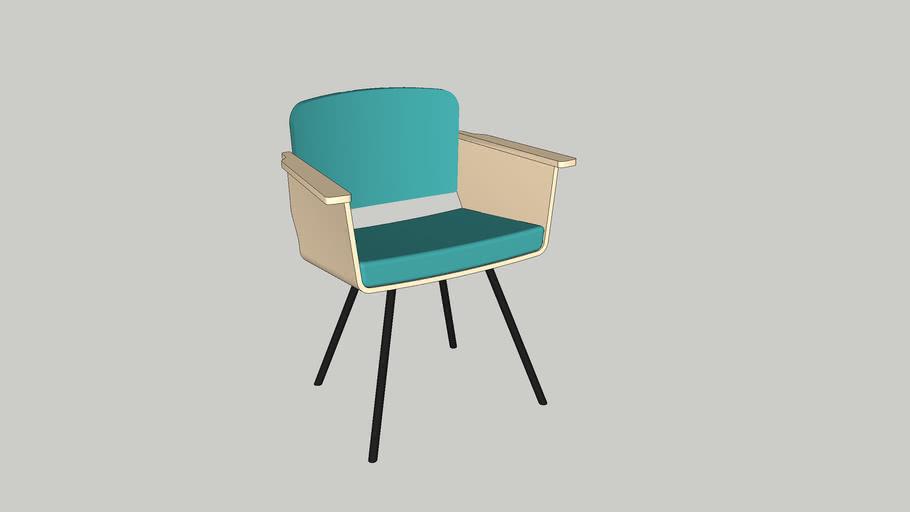 Spoinq Chair Beech
