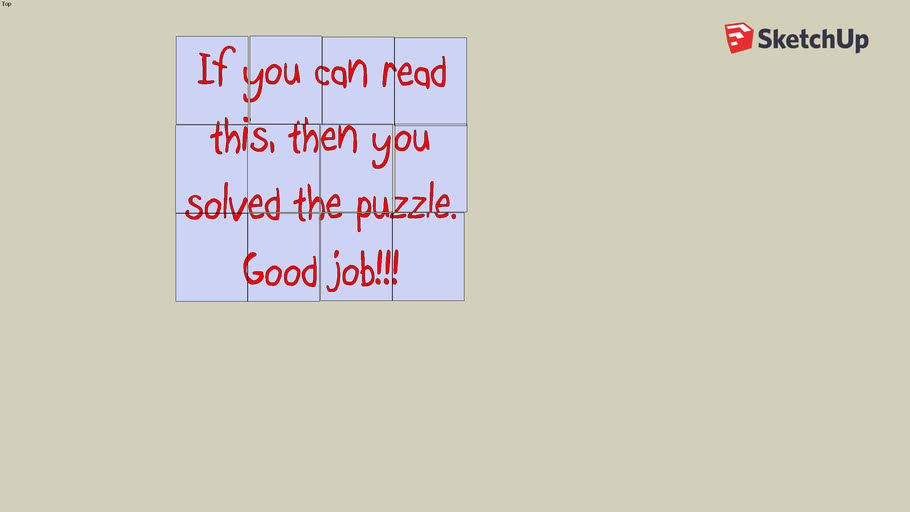 Copy of Word Puzzle with Square Pieces