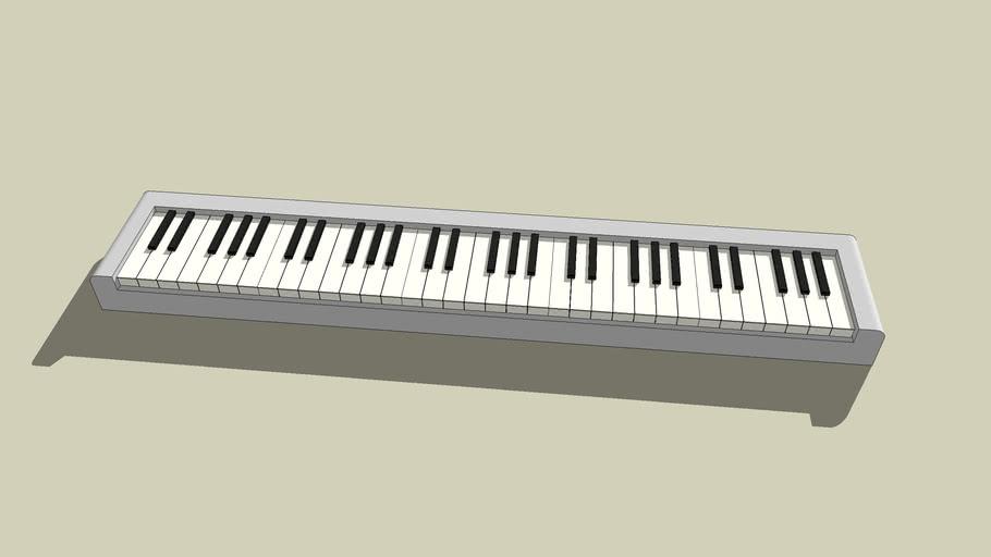 Simple MIDI Keyboard