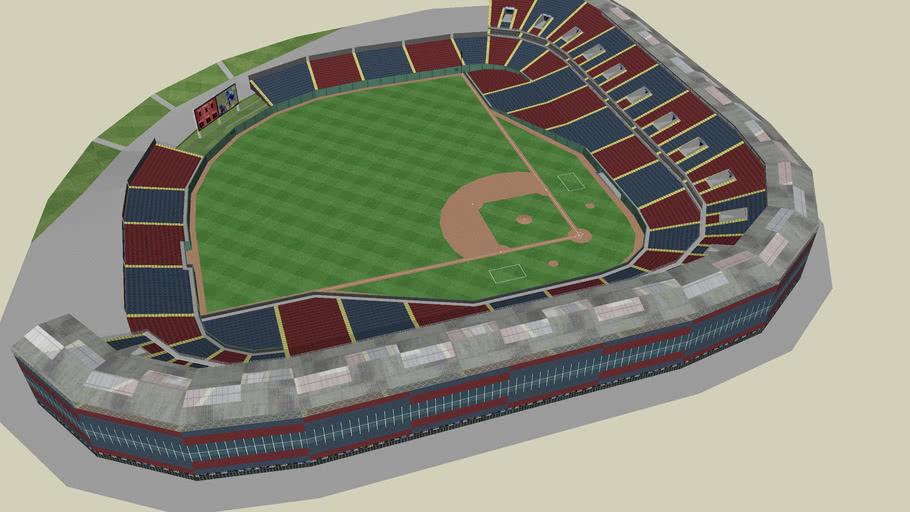 Baseball stadium - CBM Stadium