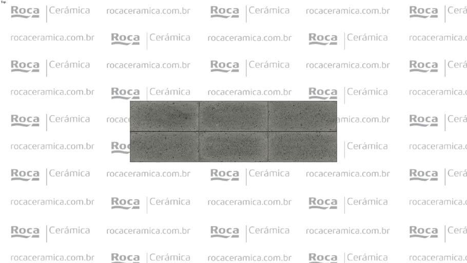 ROCA - RV BRICK LONDRINO GRIS 11X25