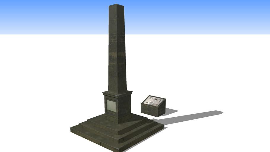Battle of Marston Moor Obelisk