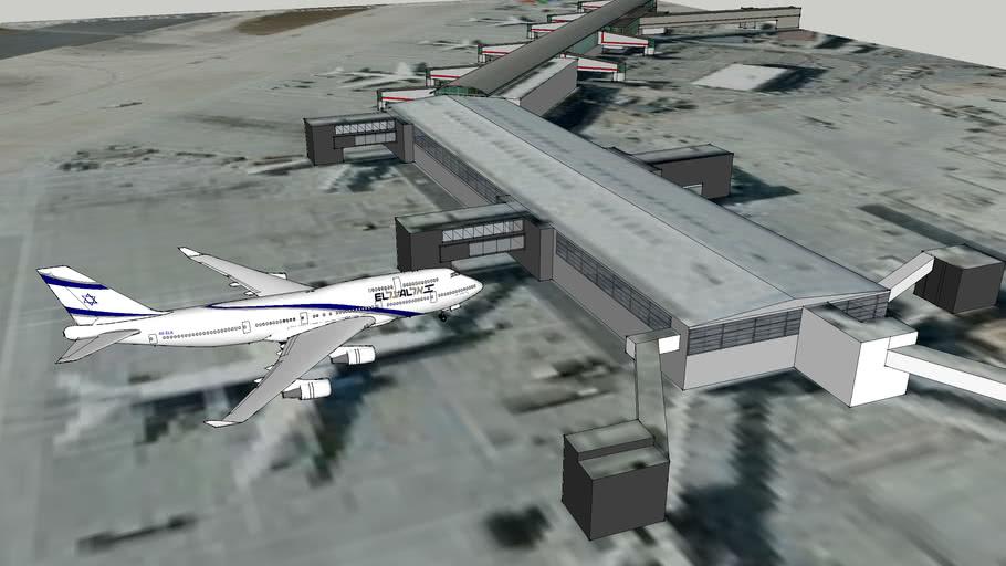 Heathrow Terminal 1/Heathrow East Midfield Pier