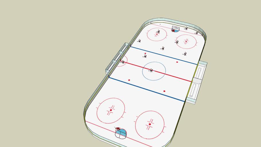 Hockey Rink #1