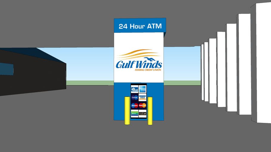 Gulf Winds Federal Credit Union 24 Hour ATM