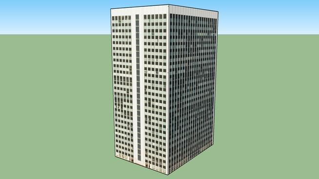 Building in Minato, Tokyo, Japan