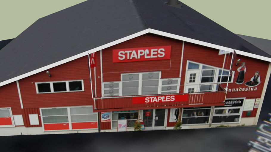 Staples Harstad