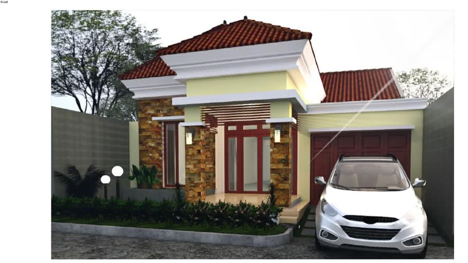 Desain Rumah 1 Lantai - ZA