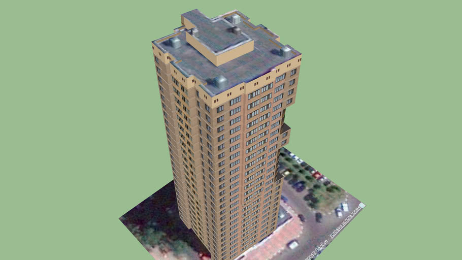 ЖК Центр-строй (Башня-1)